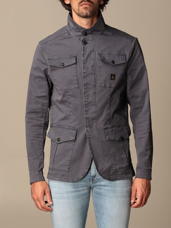 Veste Refrigiwear: Veste homme Refrigiwear bleu 1