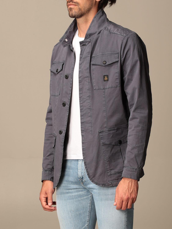 Veste Refrigiwear: Veste homme Refrigiwear bleu 3