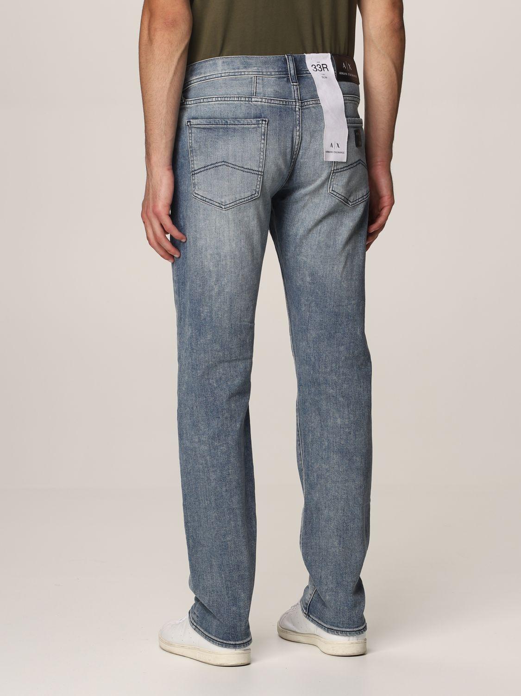 Jeans Armani Exchange: Jeans homme Armani Exchange délavé 2