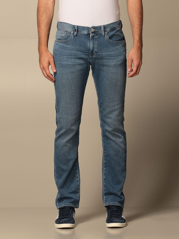 Jeans Armani Exchange: Jeans men Armani Exchange stone washed 1