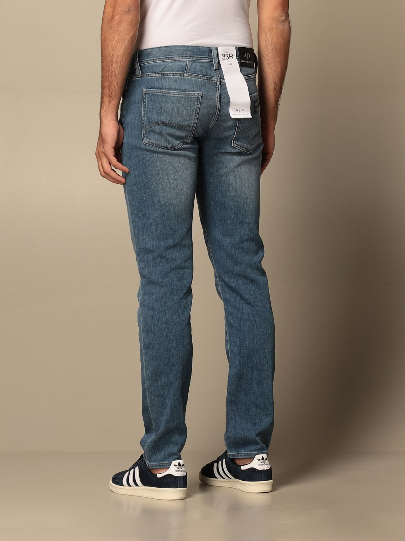 Jeans Armani Exchange: Jeans men Armani Exchange stone washed 2