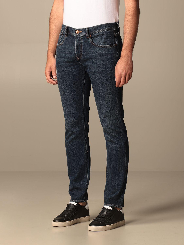 Jeans Armani Exchange: Jeans homme Armani Exchange bleu 3