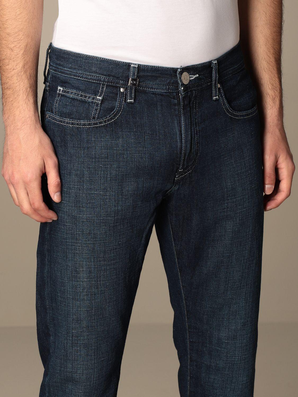 Jeans Armani Exchange: Jeans homme Armani Exchange bleu 4
