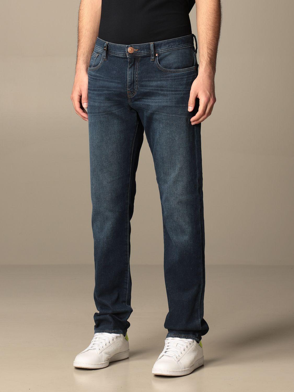 Jeans Armani Exchange: Jeans Armani Exchange in denim stretch denim 3