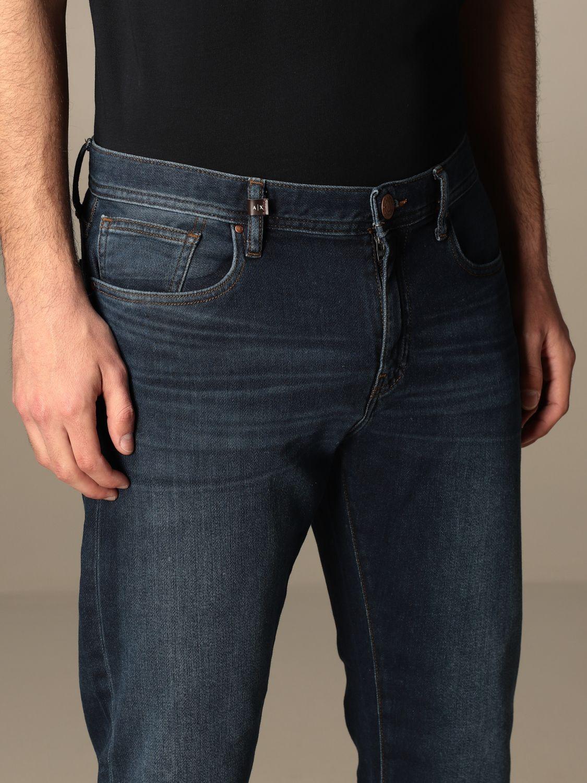 Jeans Armani Exchange: Jeans Armani Exchange in denim stretch denim 4