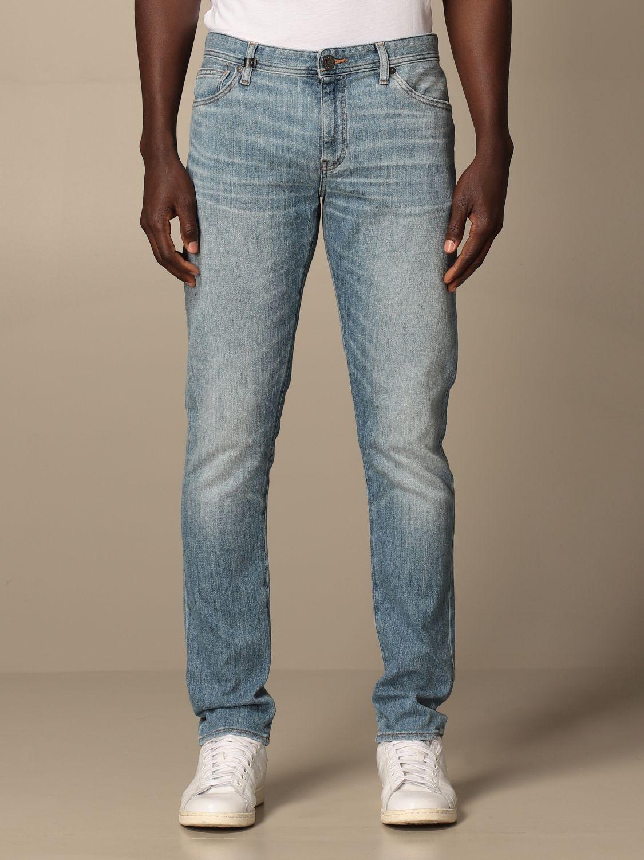Jeans Armani Exchange: Jeans Armani Exchange in denim washed sstw 1