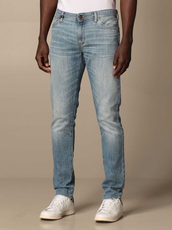 Jeans Armani Exchange: Jeans Armani Exchange in denim washed sstw 3