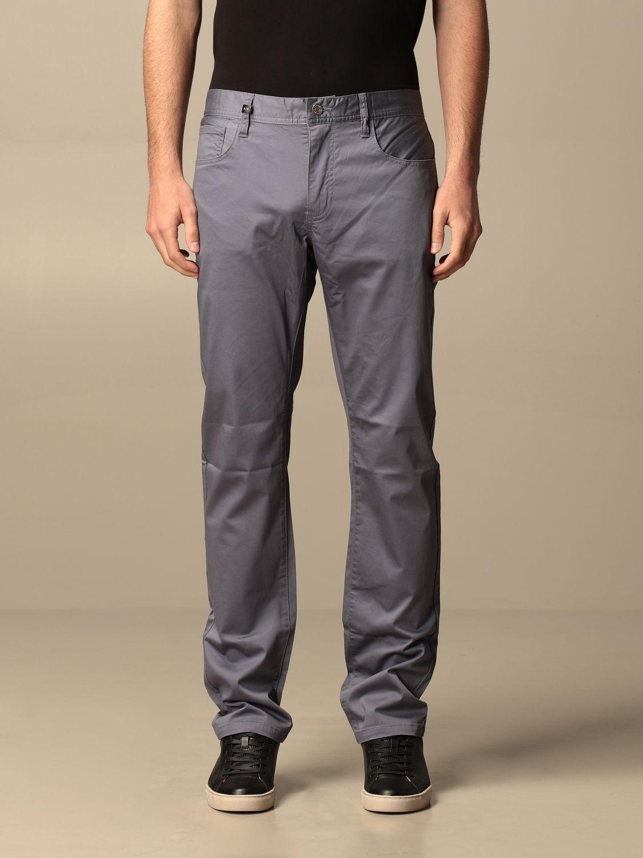 Pantalone Armani Exchange: Pantalone Armani Exchange a 5 tasche avion 1