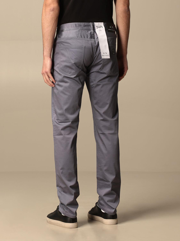 Pantalone Armani Exchange: Pantalone Armani Exchange a 5 tasche avion 2