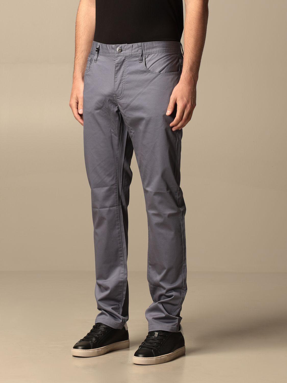Pantalone Armani Exchange: Pantalone Armani Exchange a 5 tasche avion 3