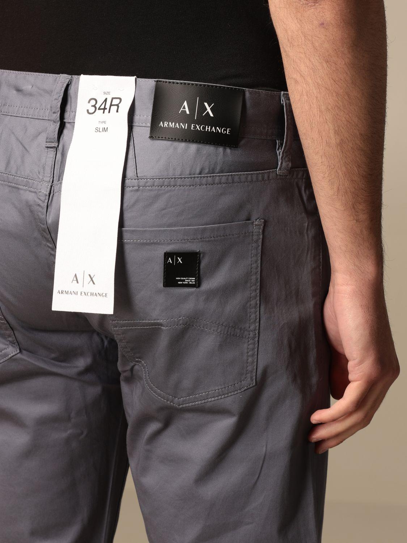 Pantalone Armani Exchange: Pantalone Armani Exchange a 5 tasche avion 4