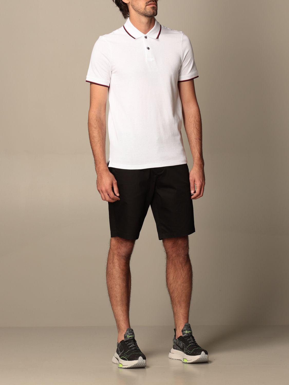 Pantaloncino Armani Exchange: Pantaloncino Chino Armani Exchange in cotone nero 2