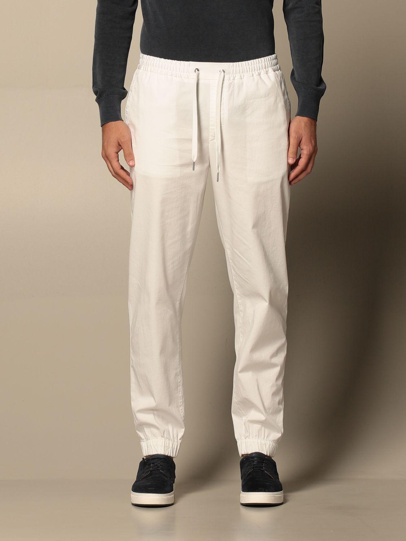 Trousers Armani Exchange: Trousers men Armani Exchange white 1
