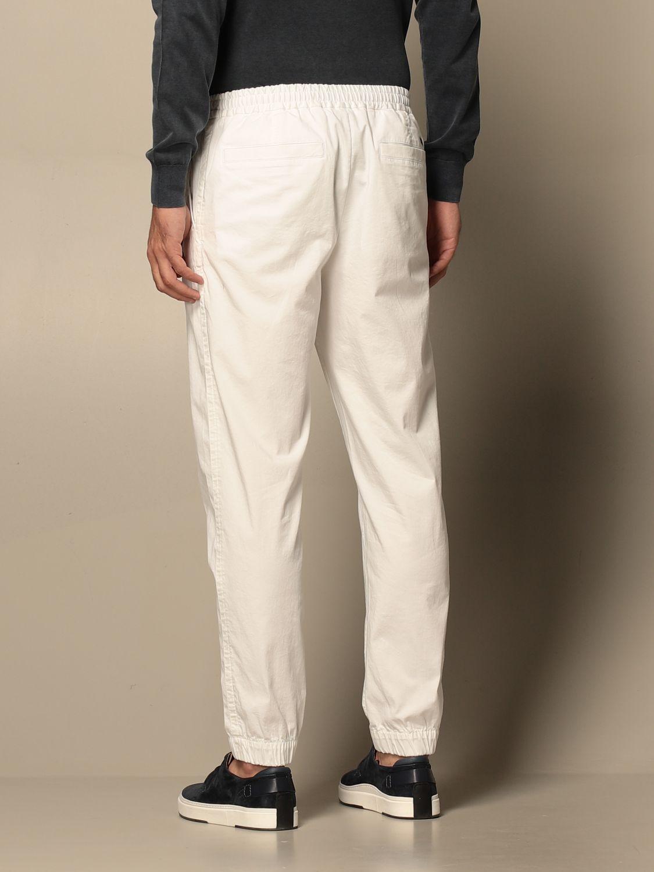 Trousers Armani Exchange: Trousers men Armani Exchange white 2