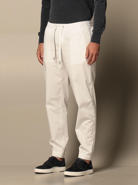 Trousers Armani Exchange: Trousers men Armani Exchange white 3