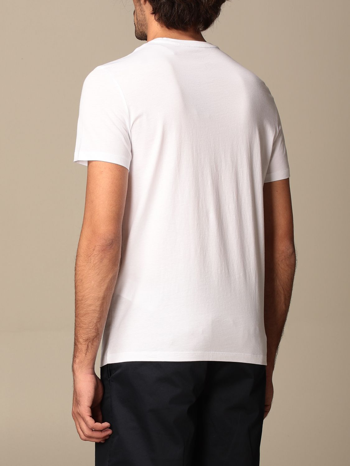 T-shirt Armani Exchange: T-shirt men Armani Exchange white 2