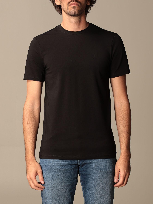 T-shirt Armani Exchange: T-shirt Armani Exchange con logo nero 1