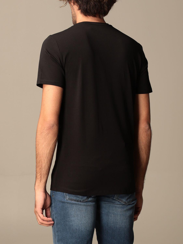 T-shirt Armani Exchange: T-shirt Armani Exchange con logo nero 2