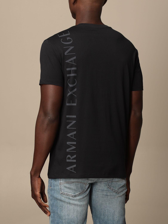 T-shirt Armani Exchange: T-shirt men Armani Exchange navy 2