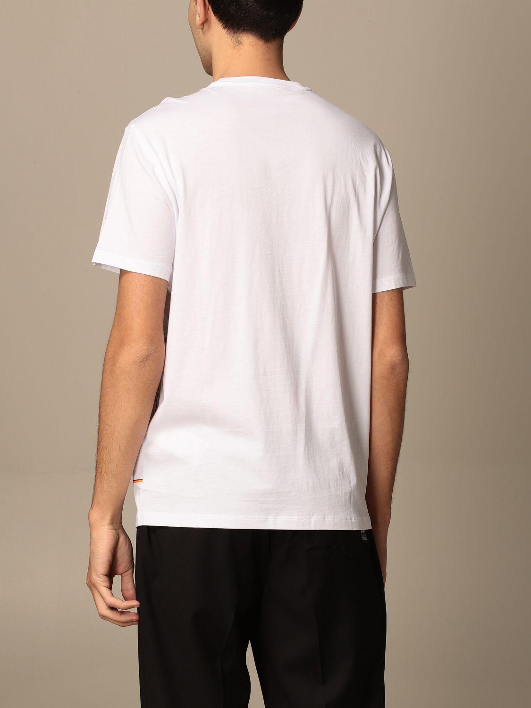 T-shirt Armani Exchange: Armani Exchange T-shirt with logo white 2