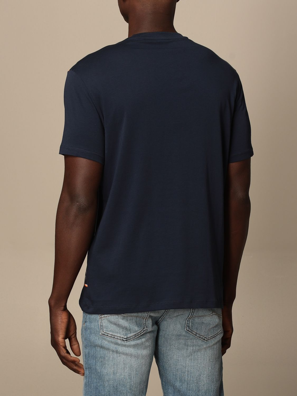 T-shirt Armani Exchange: T-shirt men Armani Exchange blue 2