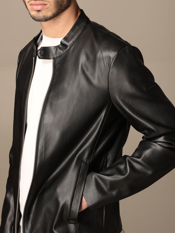 Jacket Armani Exchange: Jacket men Armani Exchange black 4