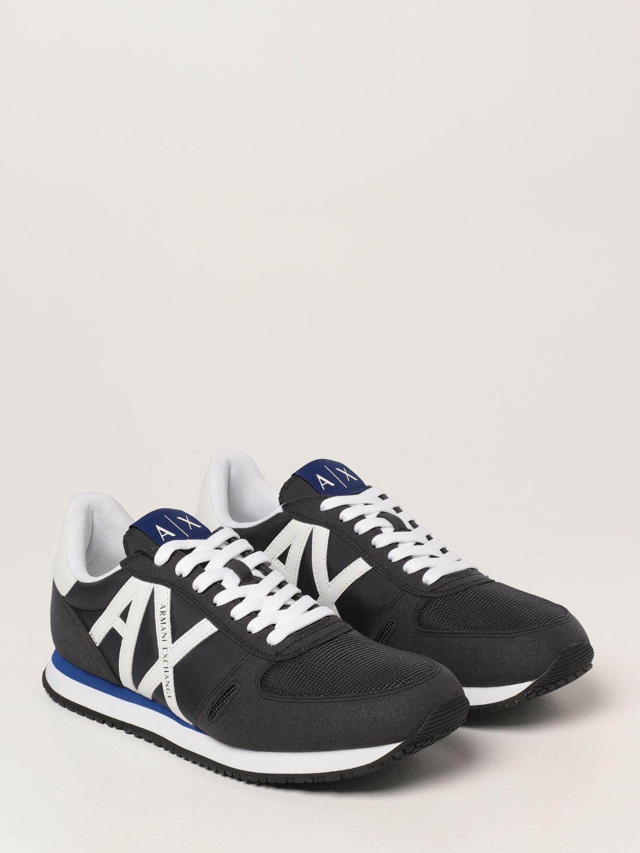Спортивная обувь Armani Exchange: Обувь Мужское Armani Exchange темно-синий 2