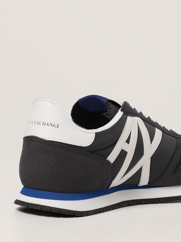 Спортивная обувь Armani Exchange: Обувь Мужское Armani Exchange темно-синий 3