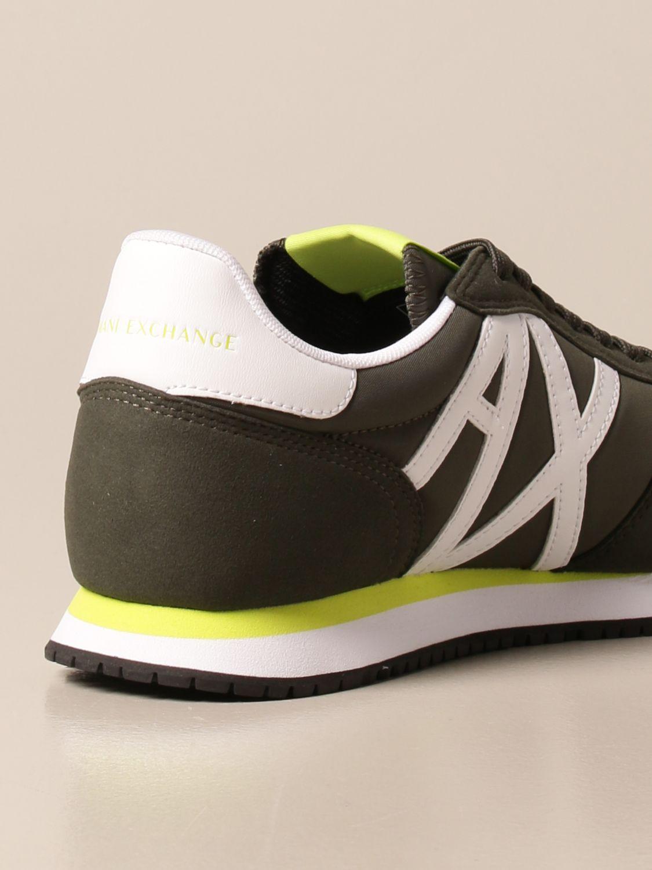 Zapatillas Armani Exchange: Zapatos hombre Armani Exchange militar 3