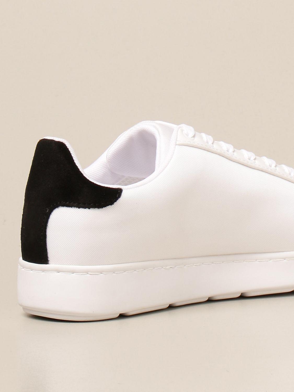 Trainers Armani Exchange: Shoes men Armani Exchange white 3