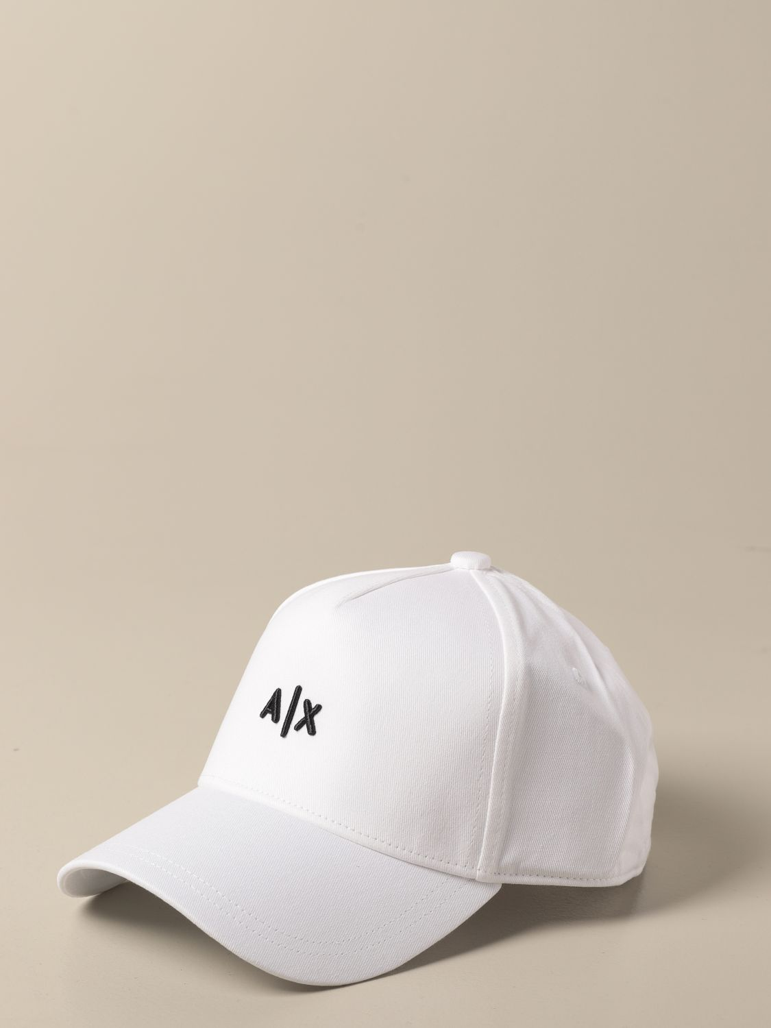 Hat Armani Exchange: Hat men Armani Exchange white 1