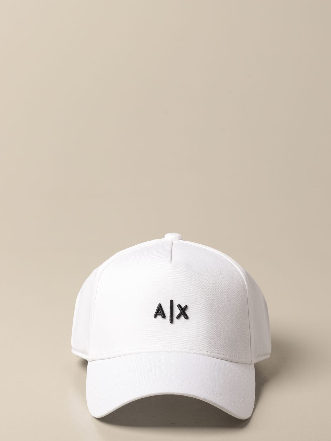 Hat Armani Exchange: Hat men Armani Exchange white 2
