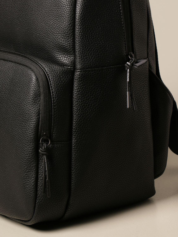 Backpack Armani Exchange: Bags men Armani Exchange black 3
