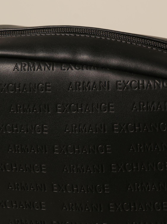 Bags Armani Exchange: Bags men Armani Exchange black 3