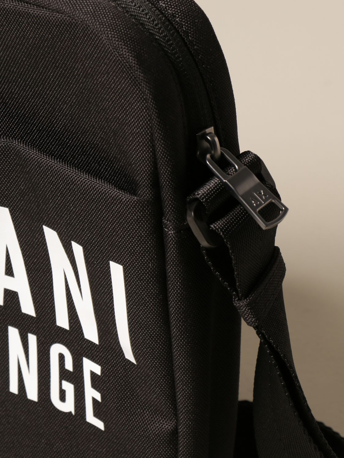 Bags Armani Exchange: Bags men Armani Exchange black 3