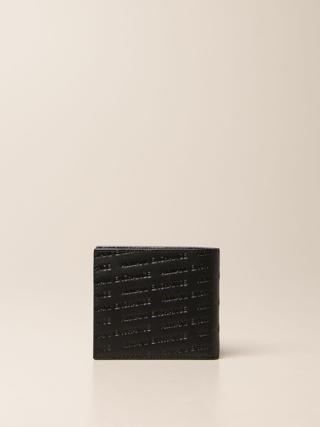 Wallet Armani Exchange: Wallet men Armani Exchange black 3
