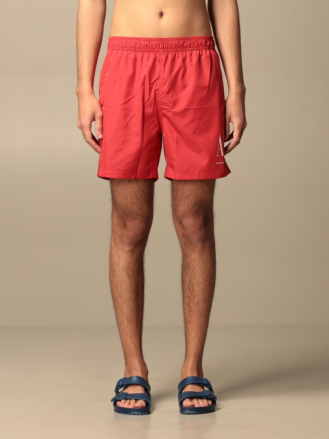 Swimsuit Armani Exchange: Swimsuit men Armani Exchange red 1