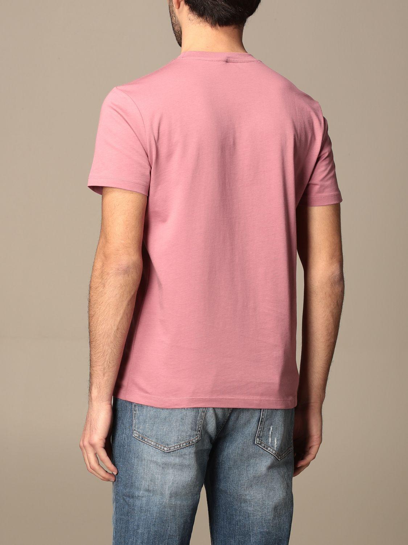 T-shirt Blauer: T-shirt homme Blauer rose 2