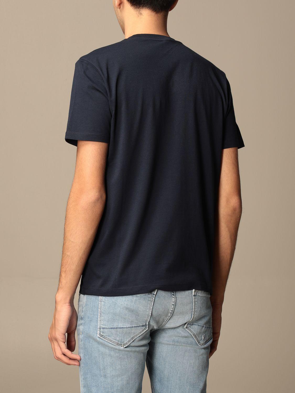 T-shirt Blauer: Blauer cotton t-shirt with print blue 2