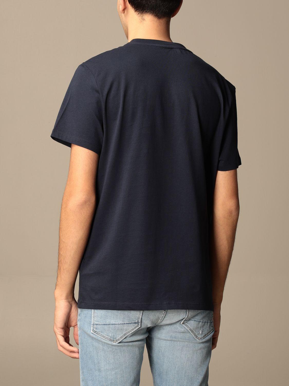 T-shirt Blauer: Blauer t-shirt in basic cotton with logo blue 2