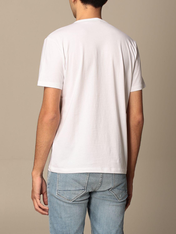 T-shirt Blauer: T-shirt homme Blauer blanc 2