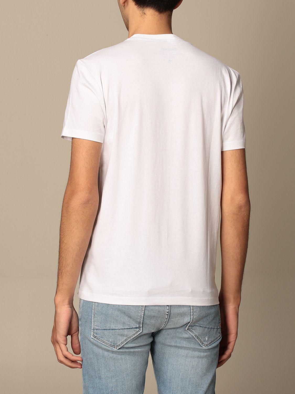 T-shirt Blauer: Blauer cotton t-shirt with logo white 2