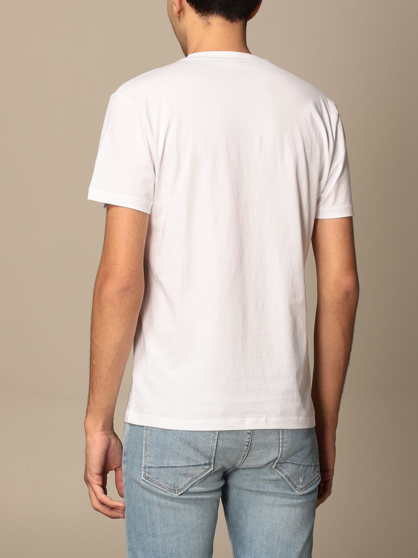 T-shirt Blauer: Blauer cotton t-shirt with print white 2