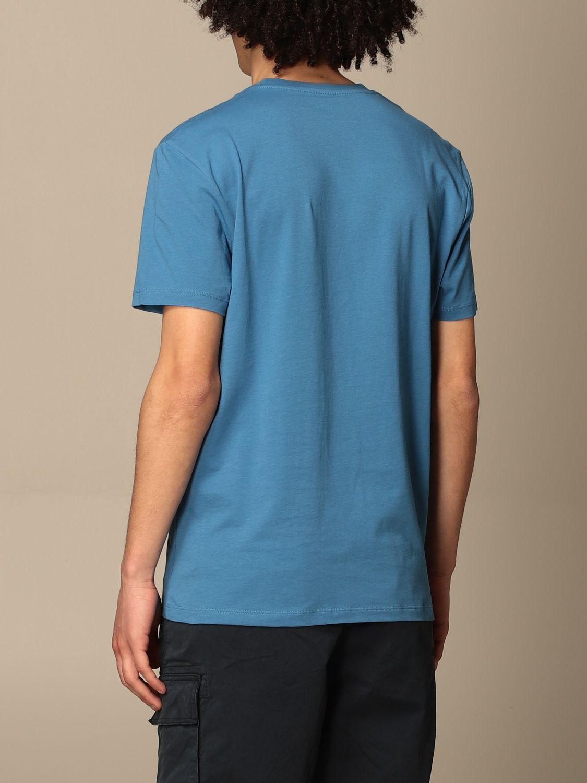 T-shirt Blauer: T-shirt men Blauer blue 1 2