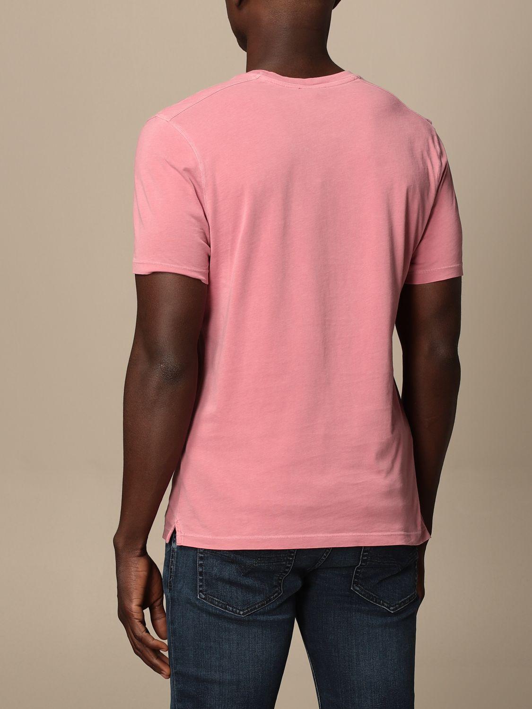 T-shirt Blauer: T-shirt men Blauer pink 2
