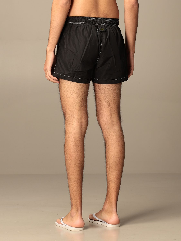 Swimsuit Blauer: Swimsuit men Blauer black 2