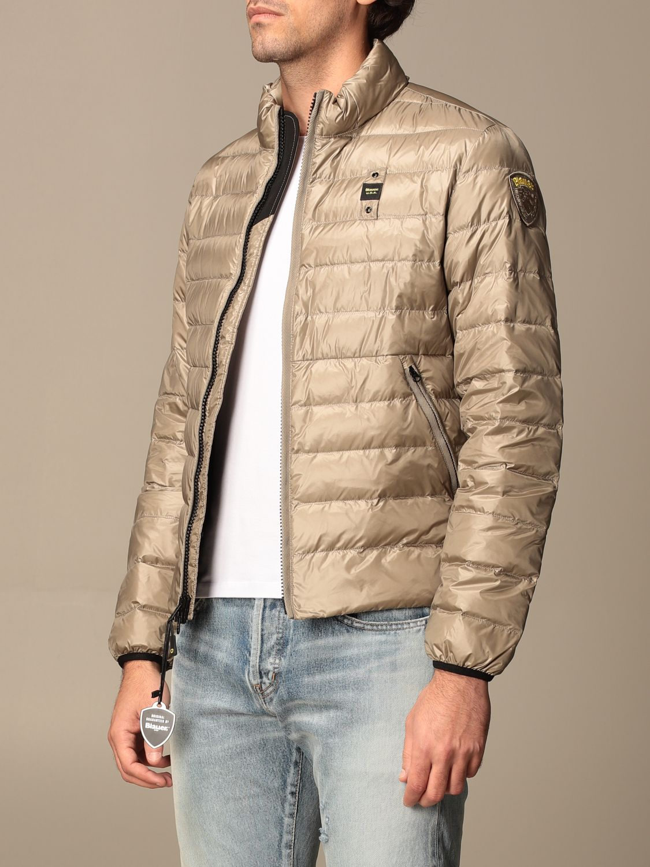 Jacket Blauer: Jacket men Blauer mud 3