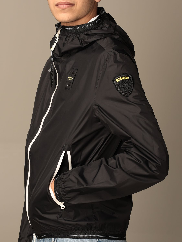Jacket Blauer: Jacket men Blauer black 4