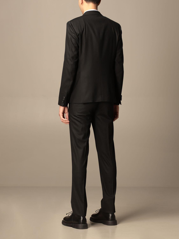 Suit Brian Dales: Suit men Brian Dales black 3