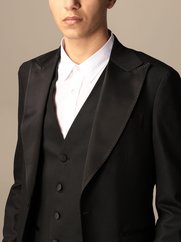 Suit Brian Dales: Suit men Brian Dales black 5
